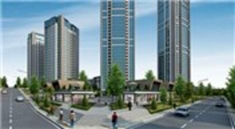 Teknik Yapı Metropark Evleri örnek daire görselleri!