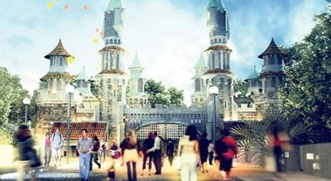 İstanbul'un turizmi Disneyland tarzı inşa edilen parklarla hareketleniyor!