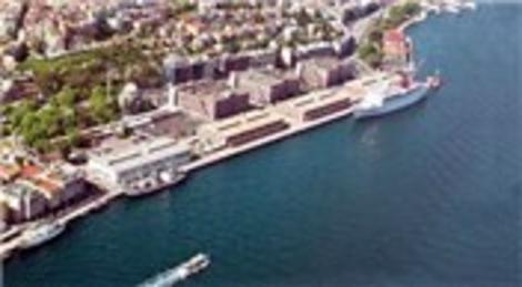 Doğuş Grubu, Salıpazarı Limanı projesinde tarihi dokuyu koruyacak!