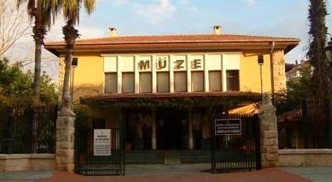 Alanya Arkeoloji Müzesi yenilenerek, hizmete açıldı!