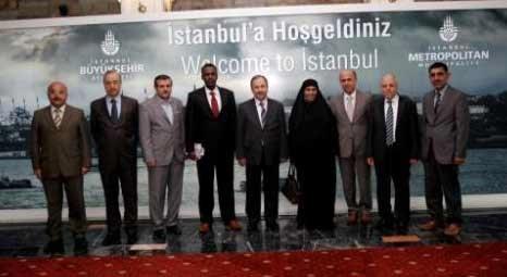Somali'den İstanbul Büyükşehir Belediyesi'ne özel teşekkür!