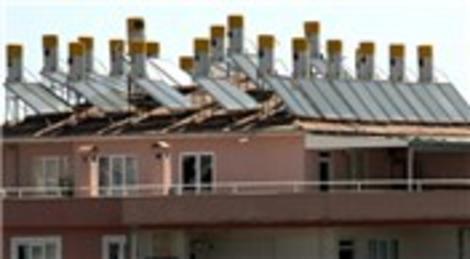 Güneş enerjisiyle çatıda elektrik üretimi önerisi!