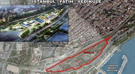 Emlak Konut GYO, Fatih Yedikule'deki arsası için değerleme raporu hazırlattı!