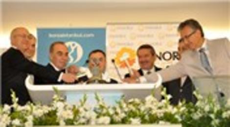 Panora GYO gong töreni ile birlikte Borsa İstanbul'da işlem görmeye başladı!