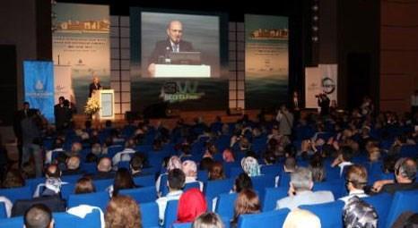 İstanbul Uluslararası Katı Atık Su ve Atıksu Kongresi, Haliç Kongre Merkezi'nde yapıldı!