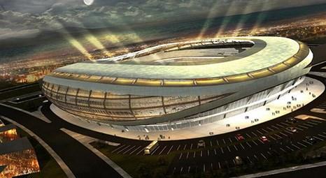 Suat Kılıç, İzmir'e yapılacak Göztepe ve Karşıyaka stadyumlarını tanıttı!