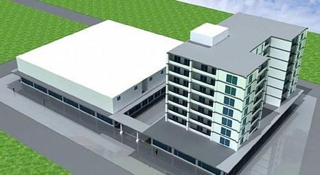 Çorlu Belediyesi, Atakent Ticaret Merkezi ile konut yaptıracak! 15.5 milyon TL!