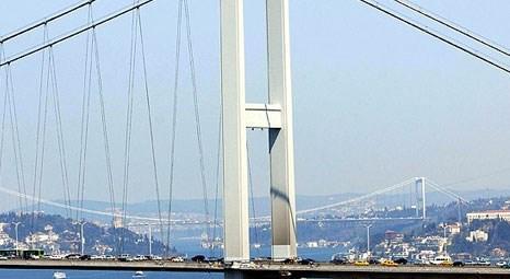3. Köprü teknik özellikleri bakımından dünyada ilk olacak!