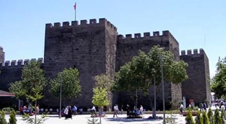 Kayseri Kalesi kültür ve sanat merkezi oluyor!