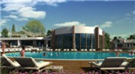 Büyükçekmece Valle Lacus'ta 1 milyon 300 bin dolara villa!