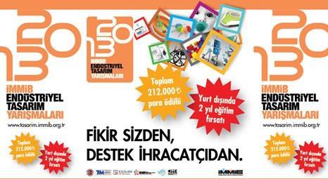 İMMİB Tasarım Yarışmaları'nda Türkiye ve İstanbul'u markalaştıracak tasarımlar ödüllendirecek!