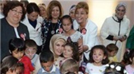 Keçiören TOGEM Ali Ağaoğlu ve Sabahat Mevlüt Akbunar okullarını Emine Erdoğan açtı!