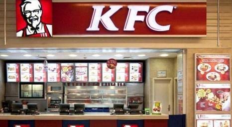 KFC'nin 67. şubesi Vialand AVM'de hizmete girdi!