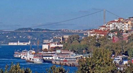 Üsküdar Belediyesi turistik tesis imarlı arsa satıyor! 25 milyon liraya!