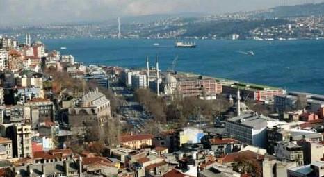 İstanbul Beyoğlu'nda satılık arsa ve bina! 866 bin 600 liraya!