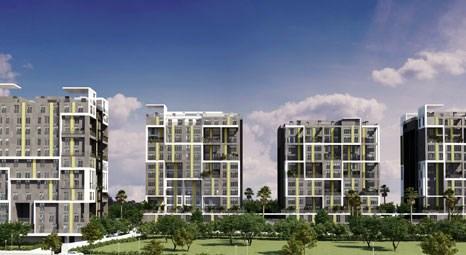 Nef Flats Haliç 2'de 550 bin liraya 2 oda 1 salon!