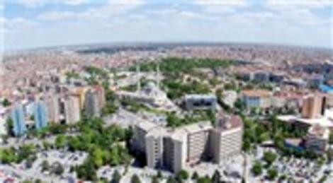 Konya Büyükşehir Belediyesi ticaret ve konut imarlı iki arsa satıyor! 12 milyon liraya!
