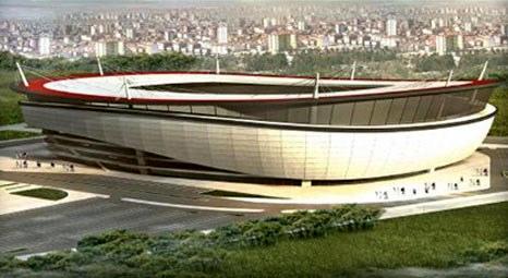 TOKİ Eskişehir'e yapacağı 33 bin kişilik stadın temelini 7 Haziran'da atıyor!