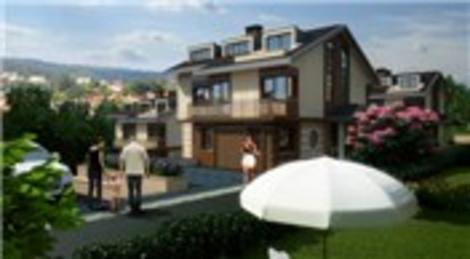 Merkez Zekeriyaköy Villaları'nda satılık daire fiyatları!