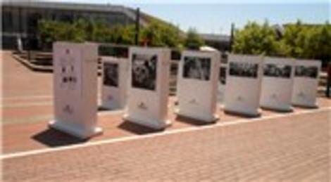 Okan Bayülgen'in Kadınlar ve Kuaförler Sergisi Meydan Ümraniye AVM'de sergileniyor!