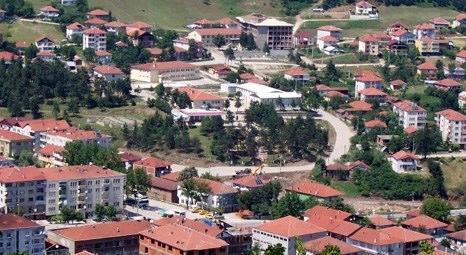 Düzce Gümüşova Belediyesi sanayi imarlı arsa satıyor! 1 milyon 719 bin 240 liraya!