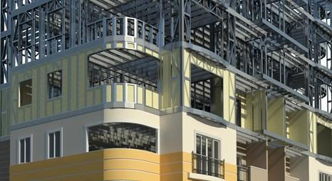Hekim Holding iştiraki Prefabrik Yapı 2013 yılında çelik binalar yapacak!