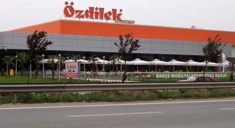 Özdilek, 2014 yılında tamamlanacak İstanbul projesinden sonra halka açılacak!