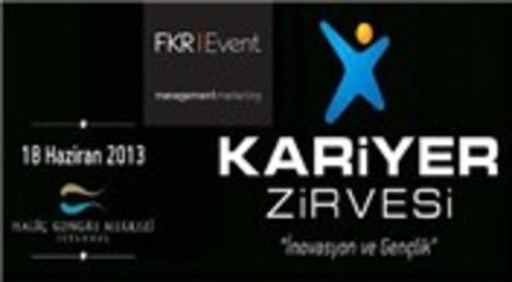 8. Kariyer Zirvesi FKR Event tarafından düzenlenecek! Hizmet sponsoru Fikirevim!