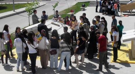 ÇATIDER Süleyman Demirel Üniversitesi Mimarlık Fakültesi öğrencileriyle buluştu!