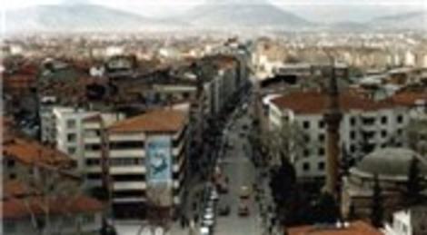 Isparta Keçiborlu'da icradan satılık 7 arsa!