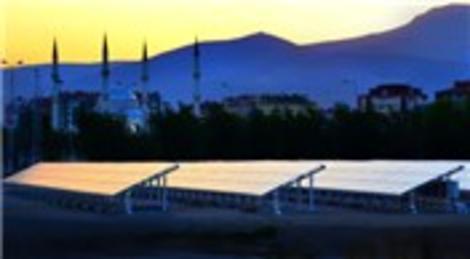 Türkiye güneş enerjisi sistemlerini verimli kullanacak coğrafi özelliklere sahip!