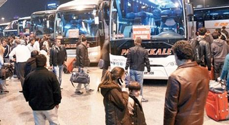 Son 10 yılda 103 otobüs şirketi kontak kapattı!