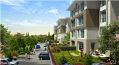Bahçeli Vadi Çengelköy'de teslimler yıl sonunda yapılacak!