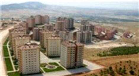 Sivas Merkez TOKİ Konutları'nda 6 bin 531 lira peşinatla!