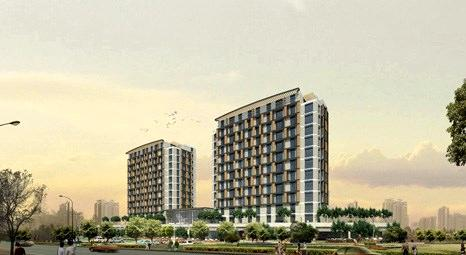 Mahmutbey Double Park Residence'ta 338 bin liraya 2+1!