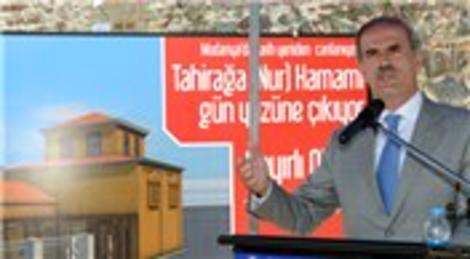 Bursa Mudanya'daki Tahir Ağa Hamamı'nda restorasyon başlıyor!