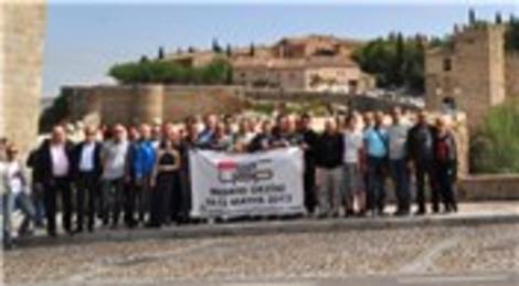 Eryap, Focus Membran satış kampanyasıyla İspanya'ya götürdü!
