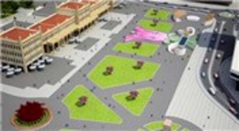 İBB Belediye Meclisi Taksim Topçu Kışlası'nı konuştu!