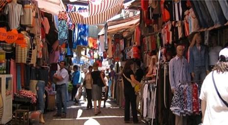 İzmir Kemeraltı Çarşısı yeniden çekim merkezi olacak!