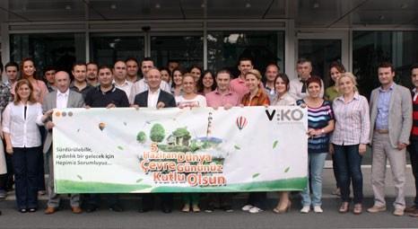Viko Dünya Çevre Günü'nde geleceğe değer katan projelerini anlattı!
