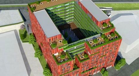 Renk danışmanlarıyla çalışılan Lapis Han, farklı mimarisiyle dikkat çekiyor!