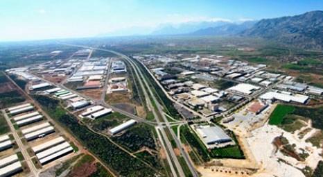 Antalya OSB'de satılık fabrika binası ve arsası!