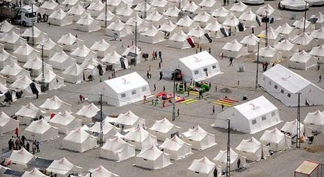 AFAD: Barınma merkezlerinde 200 bin Suriyeli var!