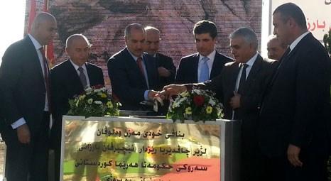 Limak, Kuzey Irak'ta Gali Zakho Tüneli'ni inşa edecek!