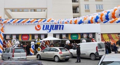 Uyum Market Axis AVM ve Ataşehir Antyapı AVM'de mağaza açtı!