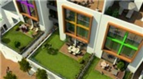 Cathay Arterium Villaları'nda maksimum 950 bin dolara!