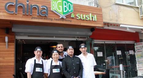 China Big Box Ulus'ta Uzakdoğu mutfağını tercih edenler için açıldı!
