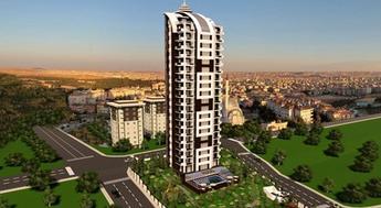 Burj Antep Gaziantep projesinde 900 bin liraya 5+1!