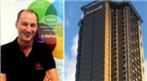 İstanbul Marriott Oteli Şişli'nin Genel Müdürlüğü'ne Thomas Eder atandı!