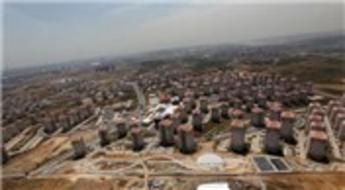 Merkez Kayaşehir ve toplu konutların son görüntüleri!